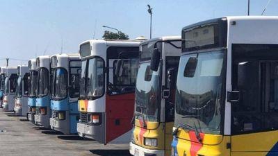 Καθυστερήσεις στα δρομολόγια των λεωφορείων λόγω της απεργίας στη ΔΕΠΑ