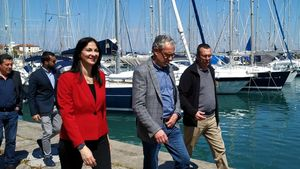 Κουντουρά: Στρατηγική προτεραιότητα η ανάπτυξη του θαλάσσιου τουρισμού για την Λευκάδα