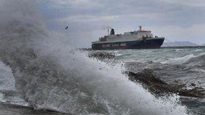 Ωκεανίς: Απαγορευτικό απόπλου και διακοπές ρεύματος