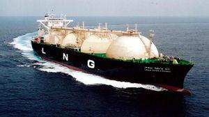 Το πρώτο LNG bunkering πλοίο στην Ελλάδα