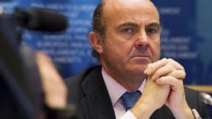 Η Ισπανία θέλει τον ντε Γκίντος στη θέση του Ντάισελμπλουμ