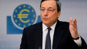 Nτράγκι: Τα μέτρα τόνωσης της ΕΚΤ δημιούργησαν 10 εκατ. θέσεις εργασίας