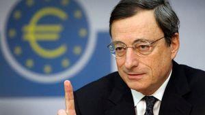 """""""Όχι"""" Ντράγκι σε QE και waiver"""