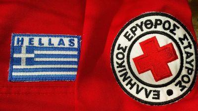 Παράδοση ανθρωπιστικής βοήθειας στο Δήμο Μεγαρέων από τον Ελληνικό Ερυθρό Σταυρό