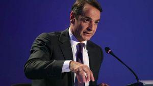 Μητσοτάκης: Καταψηφίζουμε την κυβέρνηση των φόρων και της λιτότητας