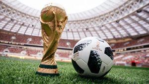 Μουντιάλ 2018: Πρεμιέρα με τον αγώνα Ρωσία-Σαουδική Αραβία
