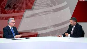 """Ο Θεόδωρος Ρουσόπουλος στο newsbomb.gr: """"Δυστυχώς, ο Τσίπρας αφήνει πίσω του αίμα"""""""