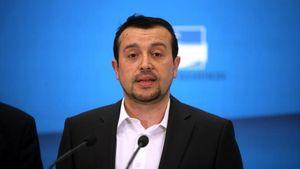 Ν. Παππάς: Ο κ. Μητσοτάκης να ξεκαθαρίσει αν υιοθετεί τις απόψεις Γεωργιάδη