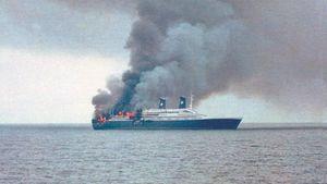 Norman Atlantic: Υπό αντίξοες συνθήκες η επιχείρηση διάσωσης