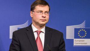 Ντομπρόβσκις: Ανάγκη ενός βιώσιμου συνταξιοδοτικού συστήματος για την Ελλάδα