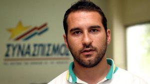 O Δημήτρης Τζανακόπουλος υπεύθυνος Γραφείου Τύπου του Πρωθυπουργού