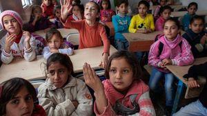 Έκθεση UNESCO: 12.500 προσφυγόπουλα φοιτούν σε ελληνικά σχολεία