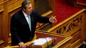 """Π. Καμμένος: """"Τα Σκόπια πρέπει να ολοκληρώσουν συγκεκριμένα βήματα ώστε να ενταχθούν στο ΝΑΤΟ"""""""