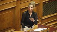 Κ. Παπακώστα: Η κυβέρνηση να διεκδικήσει με σθεναρό τρόπο τις γερμανικές οφειλές