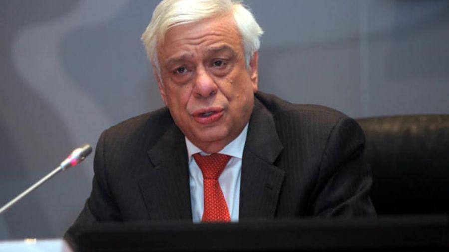 Παυλόπουλος: Η Ελλάδα θα πληρώσει το χρέος της μέχρι το τελευταίο σεντ