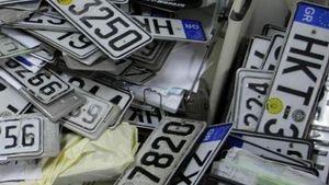 Επιστρέφονται πινακίδες – άδειες κυκλοφορίας ενόψει του Πάσχα