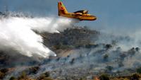 Γ.Γ. Πολιτικής Προστασίας: Πού είναι υψηλός ο κίνδυνος πυρκαγιάς σήμερα