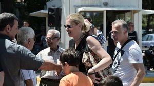 Τη Ραχήλ Μακρή για τη δημαρχία Ανθούσας-Γέρακα-Παλλήνης, στηρίζει το Ν.Ε.Ο