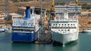 Συνάντηση για τα ναυπηγεία της Σαλαμίνας