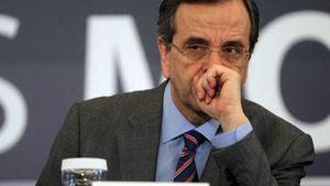Σαμαράς: Εμείς βγαίναμε από το μνημόνιο, ο ΣΥΡΙΖΑ μπαίνει με φόρα