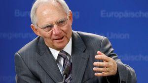 Σόιμπλε: 'Η καγκελάριος κι εγώ συμφωνούμε απόλυτα για την Ελλάδα'