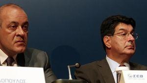 Ο ΣΕΒ στη συνάντηση Προέδρων της BUSINESSEUROPE