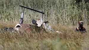 Περιφέρεια Αττικής: Βαθιά οδύνη για το τραγικό συμβάν με το ελικόπτερο