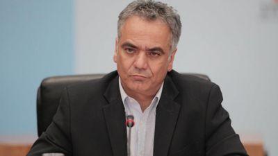Νέος Γραμματέας της Κ.Ε. του ΣΥΡΙΖΑ ο Π. Σκουρλέτης