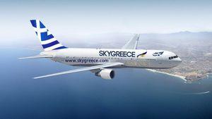 SkyGreece Airlines: Ξεκινά πτήσεις σε ΗΠΑ και Καναδά