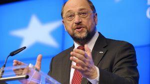 Σουλτς: Απαραίτητη η μεταναστευτική πολιτική