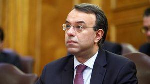"""Χρ. Σταϊκούρας: """"Η κυβέρνηση διογκώνει τις οφειλές, οι οποίες ξεπερνούν πλέον τα 2,1 δισ. ευρώ"""""""