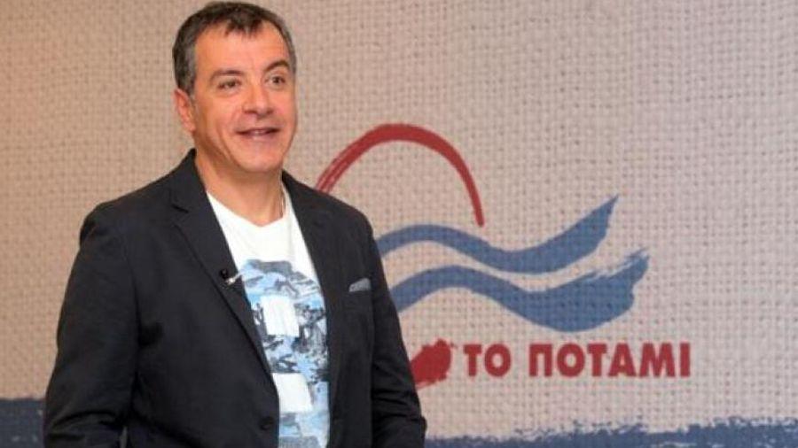 LIVE: Η ομιλία του Σταύρου Θεοδωράκη στη ΔΕΘ