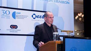 20° Banking Forum: Τι είπαν Γκόρτσος και Βαρουφάκης
