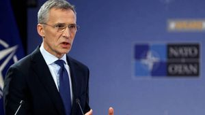Στόλτενμπεργκ: Μέλος του ΝΑΤΟ μέχρι το τέλους του έτους η Βόρεια Μακεδονία
