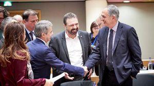 Ο Στ. Αραχωβίτης στο Συμβούλιο Υπουργών Γεωργίας & Αλιείας