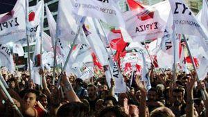 ΣΥΡΙΖΑ: Προβάδισμα 4,2% σε νέα δημοσκόπηση