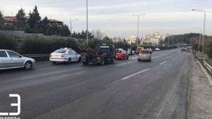 Θεσσαλονίκη: Καραμπόλα 15 αυτοκινήτων
