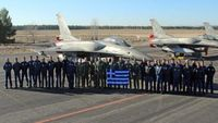 Πρωτιά για τους Έλληνες πιλότους σε άσκηση του ΝΑΤΟ