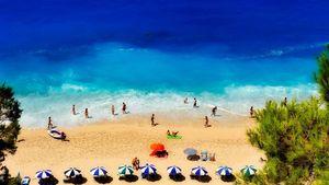 IΝΣΕΤΕ: «Βουτιά» 76,5% στις τουριστικές αφίξεις το 2020