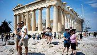 ΙΝΣΕΤΕ: Αυτό είναι το προφίλ των τουριστών στην Ελλάδα το 2017
