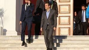 Στη Θεσσαλονίκη ο Αλέξης Τσίπρας-Πραγματοποιεί επίσκεψη στο Κ.Υ. Ευόσμου