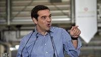 """Τσίπρας: """"Η Ελλάδα καθιερώνεται ως μία δυναμική οικονομία"""""""