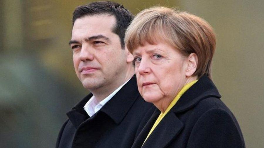 Γερμανικός Τύπος: Τι αναφέρει για την επικοινωνία Τσίπρα - Μέρκελ