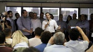 """Τσίπρας: """"Ο θεσμός της Δημοτικής Αστυνομίας πρέπει να ενισχυθεί"""""""