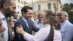 """Τσίπρας: """"Η Ελλάδα φτάνει στο τέλος μιας πολύ δύσκολης διαδρομής"""""""