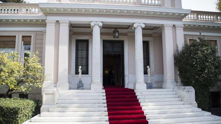 Εγκαταλείπει το Μέγαρο Μαξίμου ο Μητσοτάκης-Πού μετακομίζει το Πρωθυπουργικό γραφείο