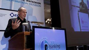 Βαρουφάκης: Αλλαγές σε φορολογικό, ασφαλιστικό και χρηματοπιστωτικό