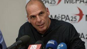Γιάνης Βαρουφάκης: Γιορτή της Δημοκρατίας, προχωράμε