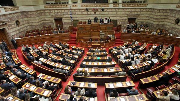 Βουλή: Συζήτηση σε επίπεδο αρχηγών για την ποιότητα του δημόσιου διαλόγου