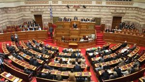 Την Παρασκευή στη Βουλή το ζήτημα ένταξης της βόρειας Μακεδονίας στο ΝΑΤΟ